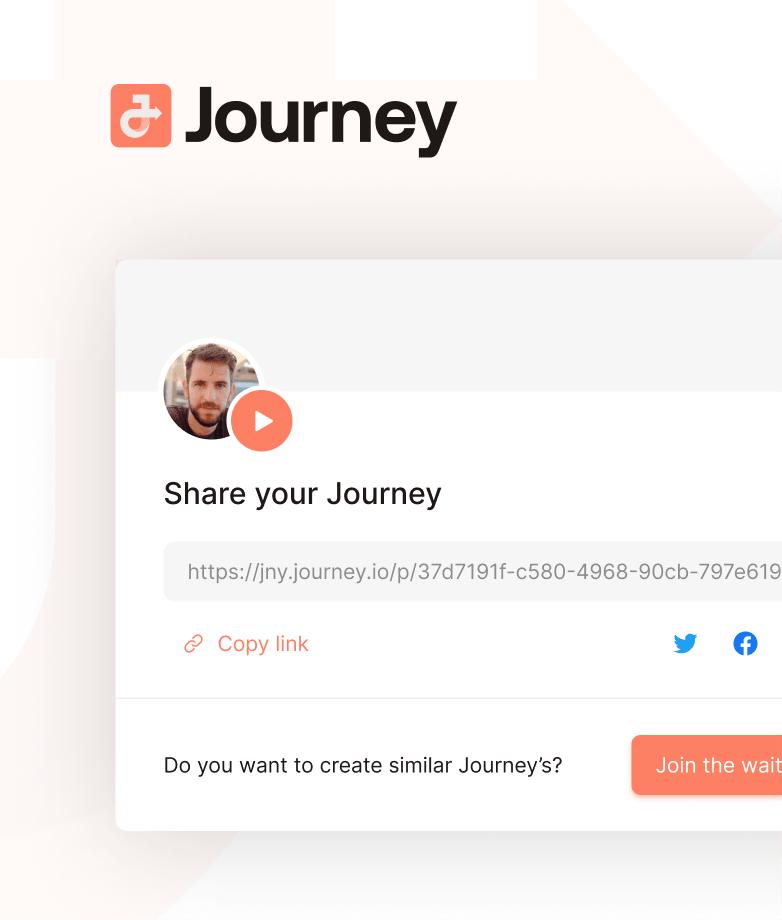Journey Graphic