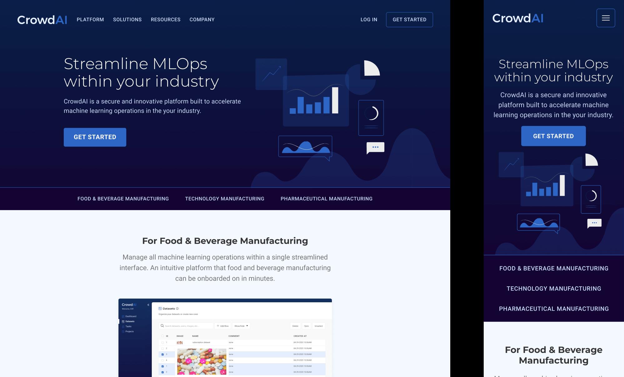 CrowdAI Homepage Graphic