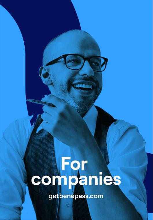 Benepass - For Companies