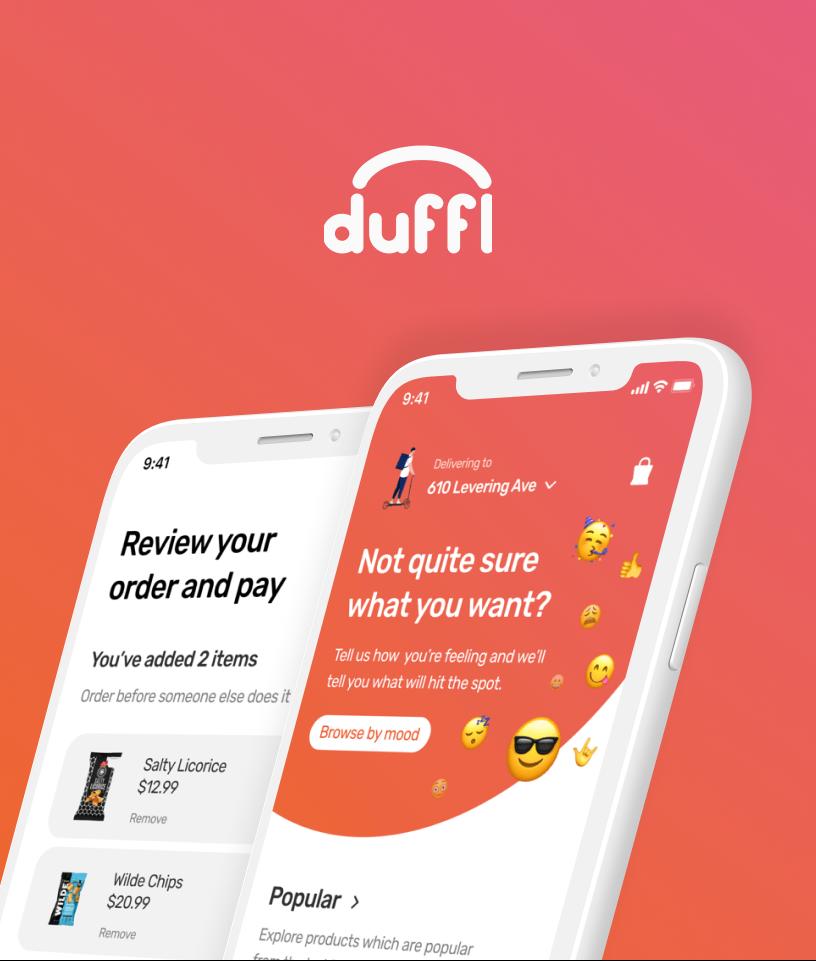 Duffl Graphic