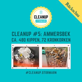 Große Aufräumaktion zum World Clean Up Day in Ammersbek mit 33 Teilnehmerinnen und Teilnehmern