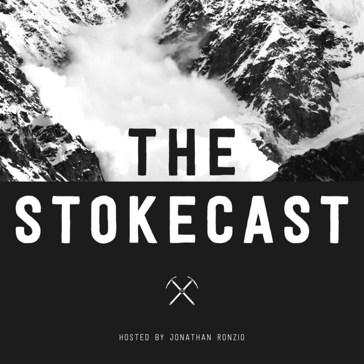 The Stokecast podcast artwork.