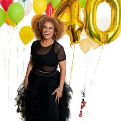 Brandie Kekoa birthday 40