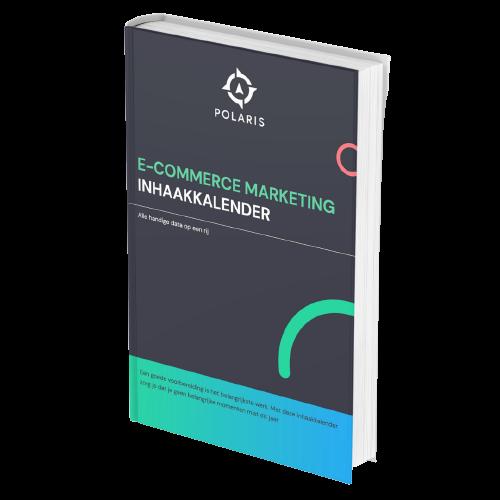 Ecommerce Marketing Inhaakkalender 2021