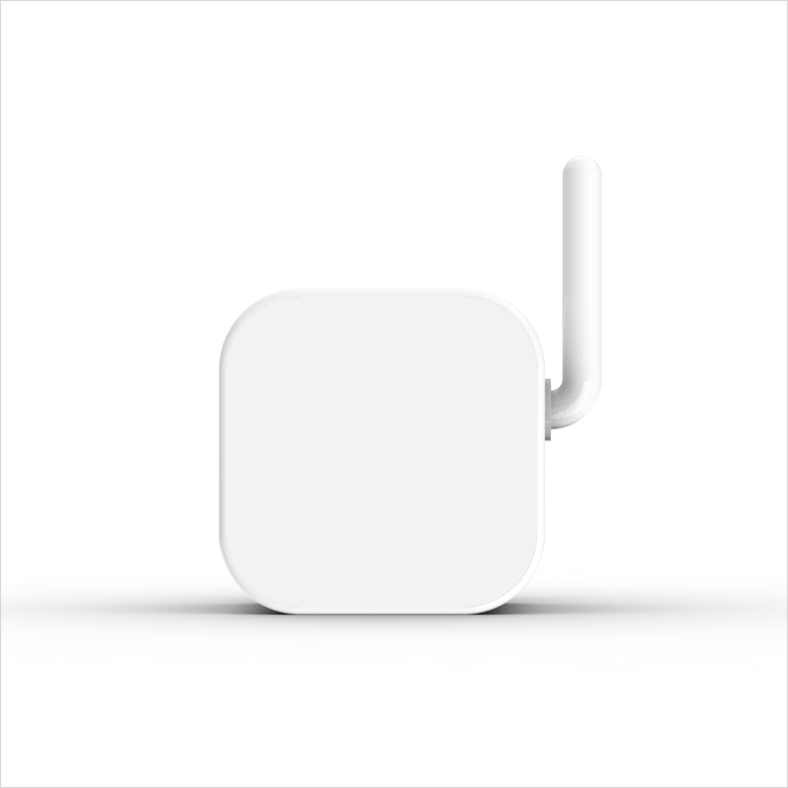 Sif Pro White Front View