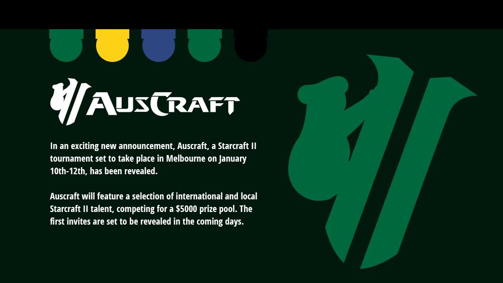 Auscraft branding
