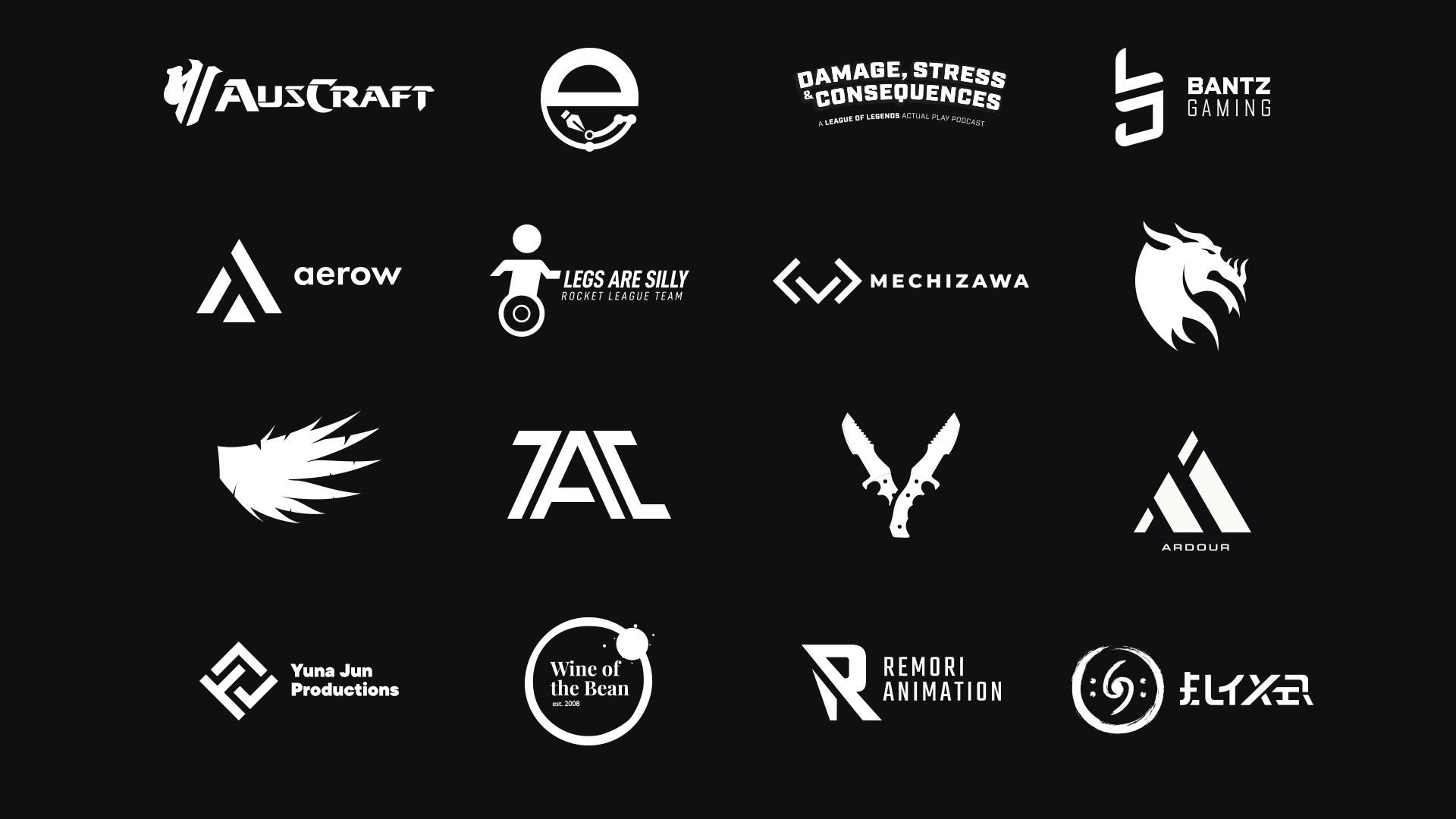 Elam Graphics Logofolio