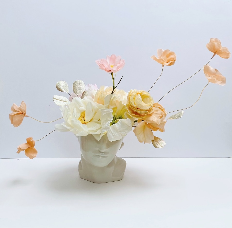 Are paper flowers more sustainable than the fresh ones? Read more to find out!
