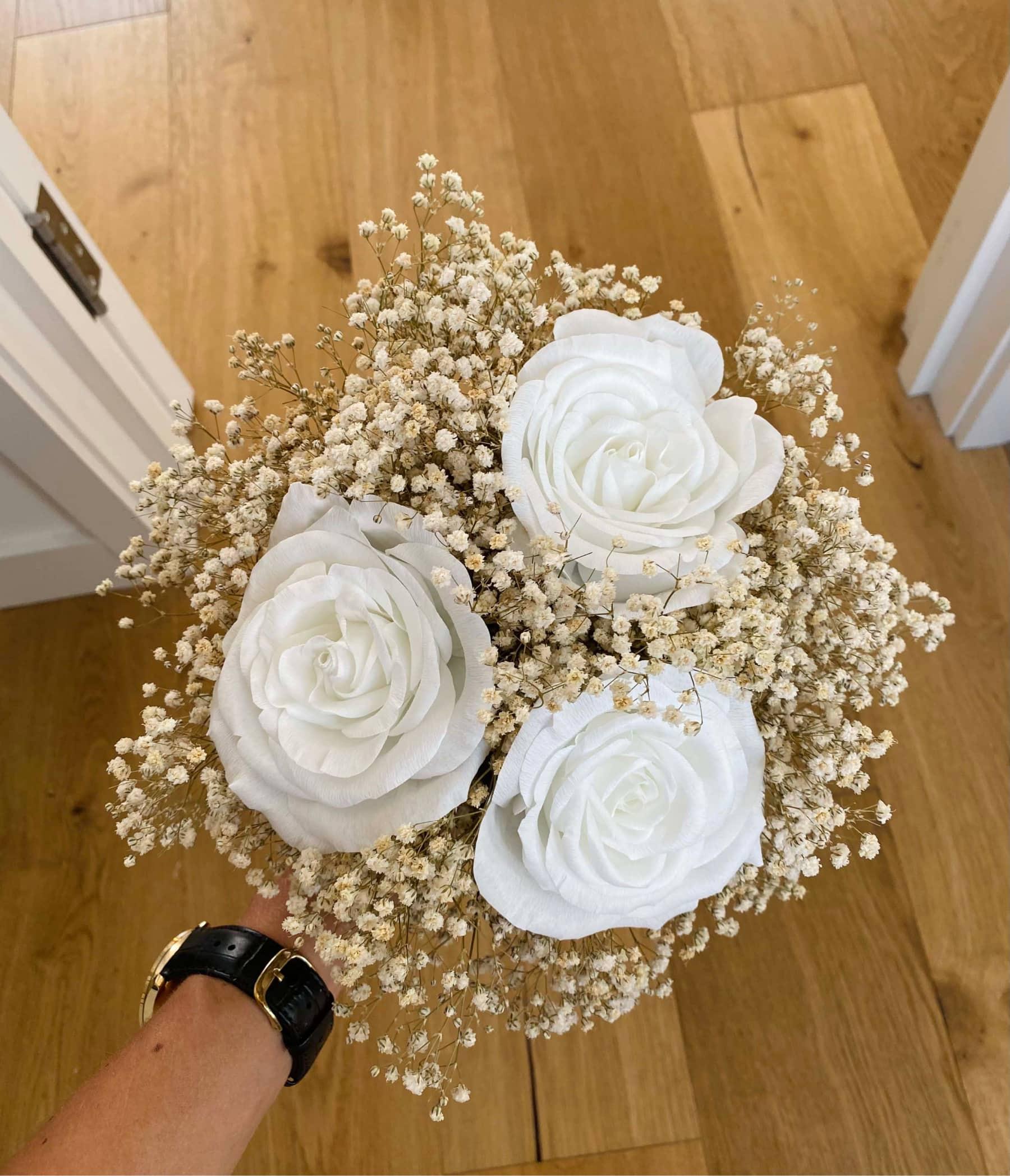 Paper Bouquet Replica