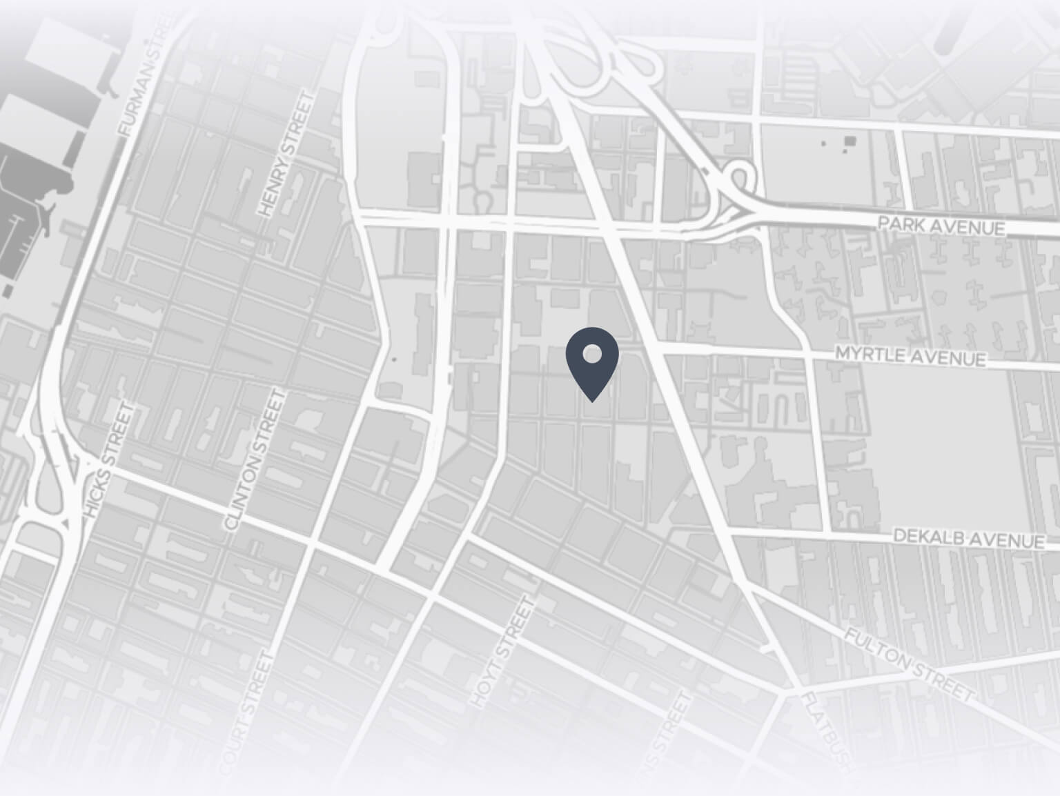 Map with address that will take you to google maps