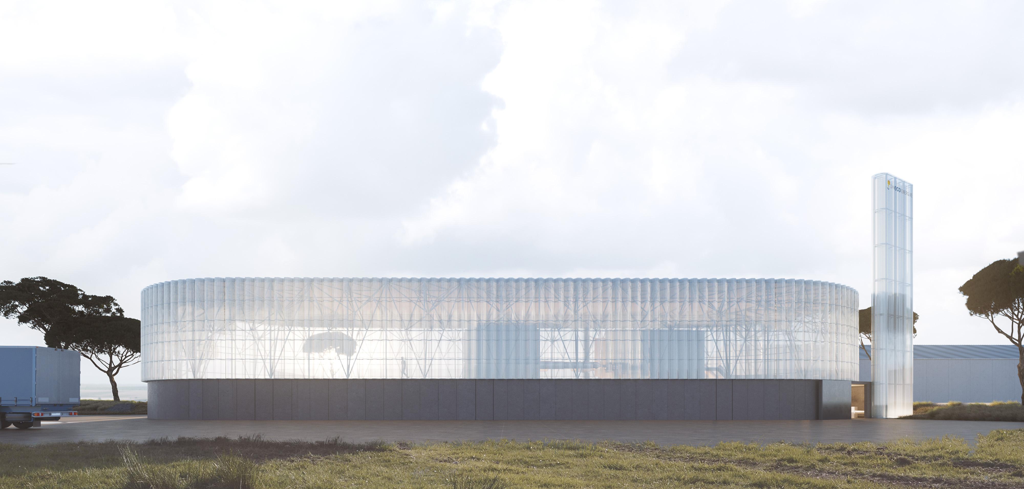 DH Ecoenergy Plant #1