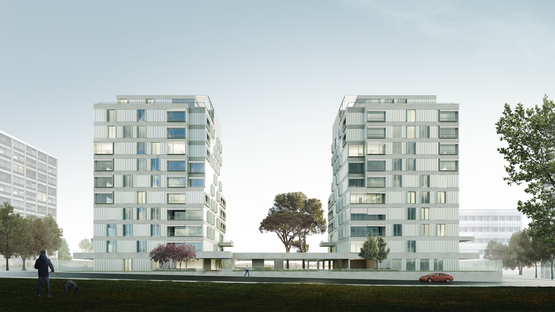 Monier Housing Complex