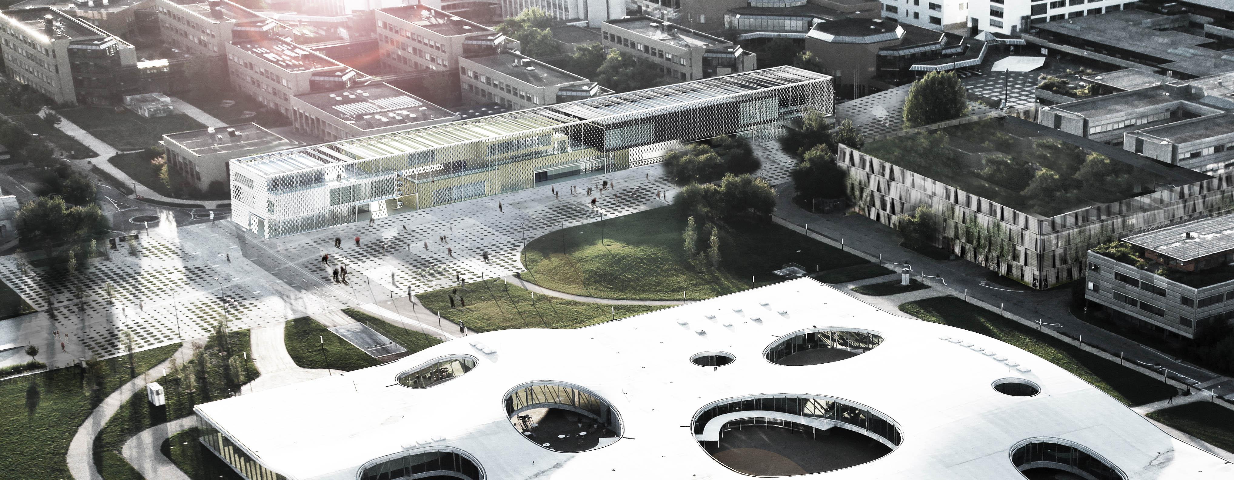 EPFL Pavilions