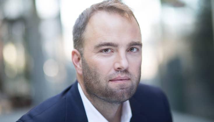 Portrait of Chad Stavley