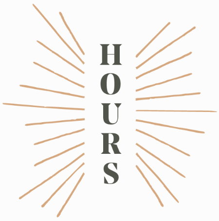 Hours icon for Baker and Able in Huntsville, AL
