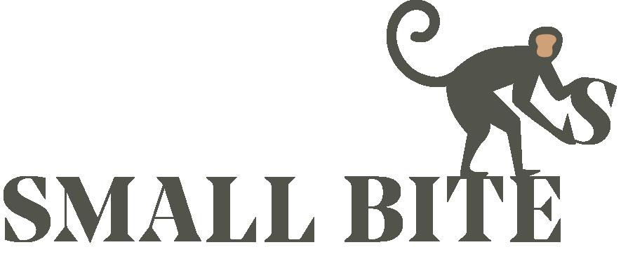Small Bites menu logo