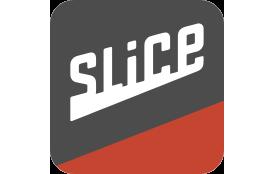 Slice logo.