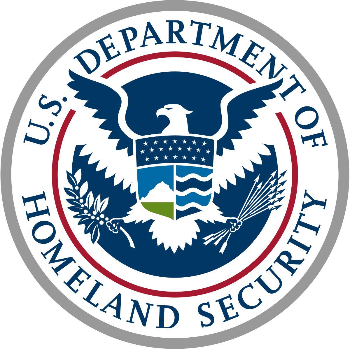 U.S. Department of State Diplomatic Security logo