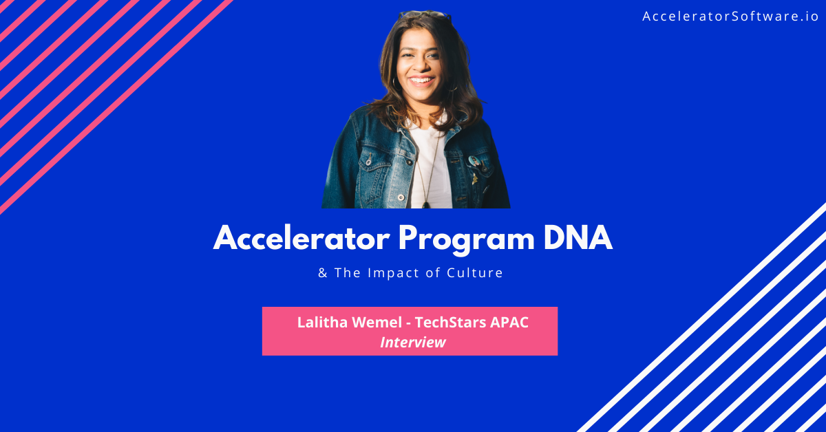 Accelerator Program DNA & The Impact of Culture