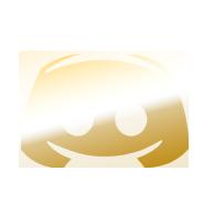 Gold Discord Icon