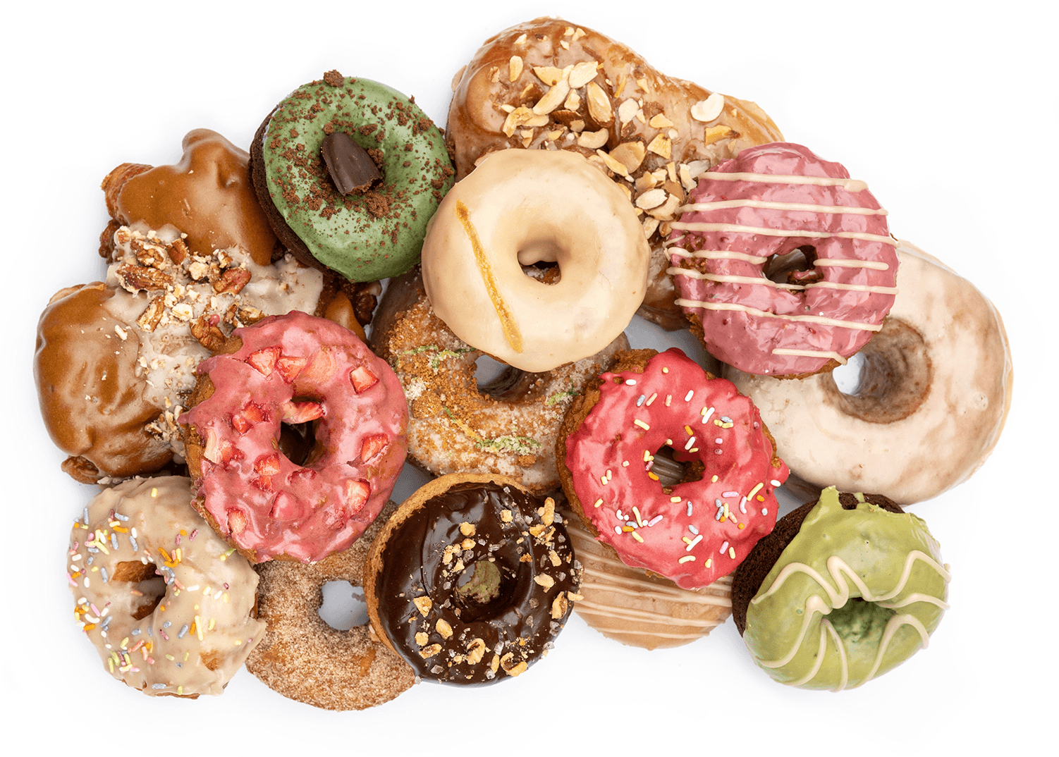 A mashup of Holey Rollers Donuts