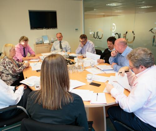 Quai Admin Board of Directors Meeting