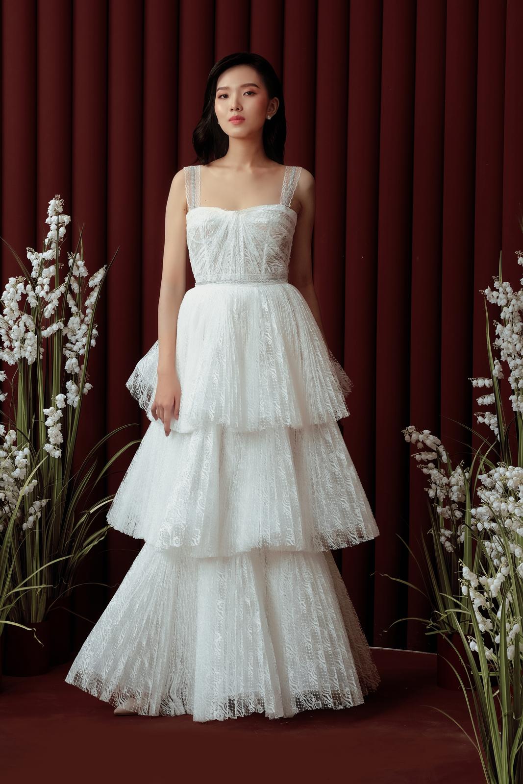 """Dalia"" Gown - Look 07"