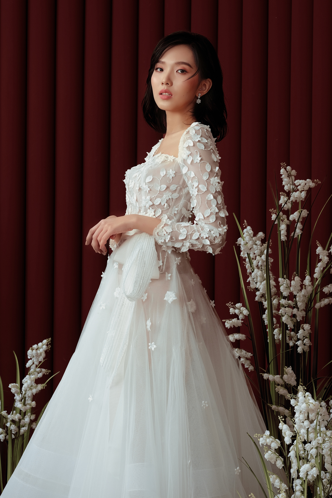 """""""Bloom"""" Dress - Look 01"""