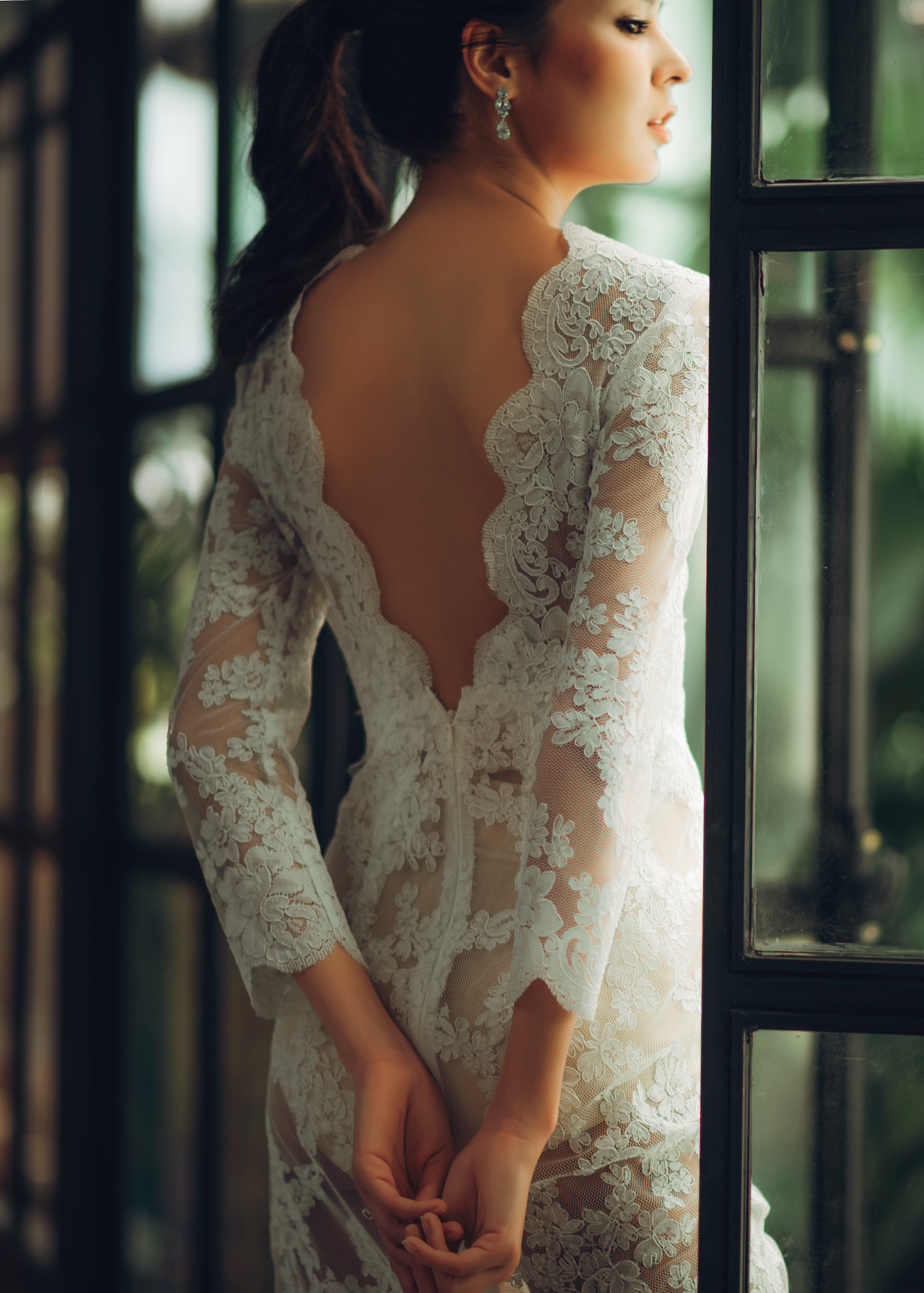 Tailor-made wedding gowns - Discover your Uniqueness at ATIP & CHOO