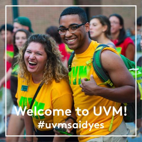 UVM students