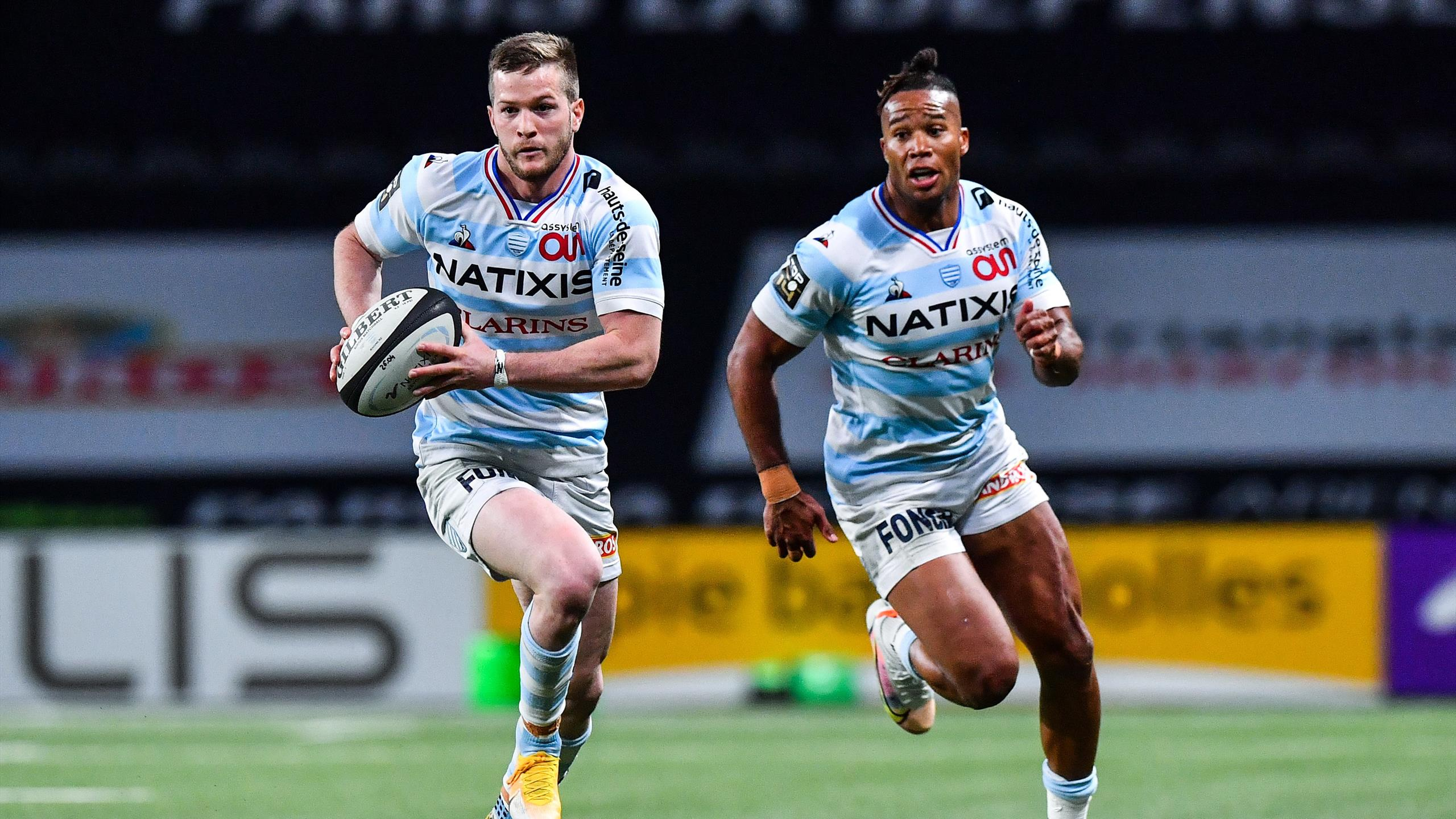 Iconosquare helps Racing 92 monitor their competition and save precious time reporting on performance