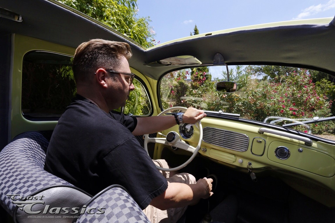 Classic Cars in Spain with Andreas Ullstein