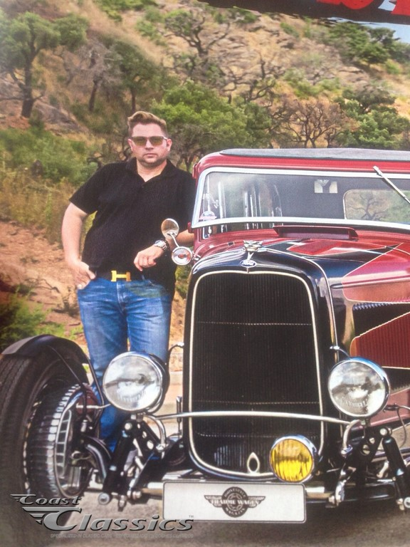 Classic Cars in Estepona with Andreas Ullstein