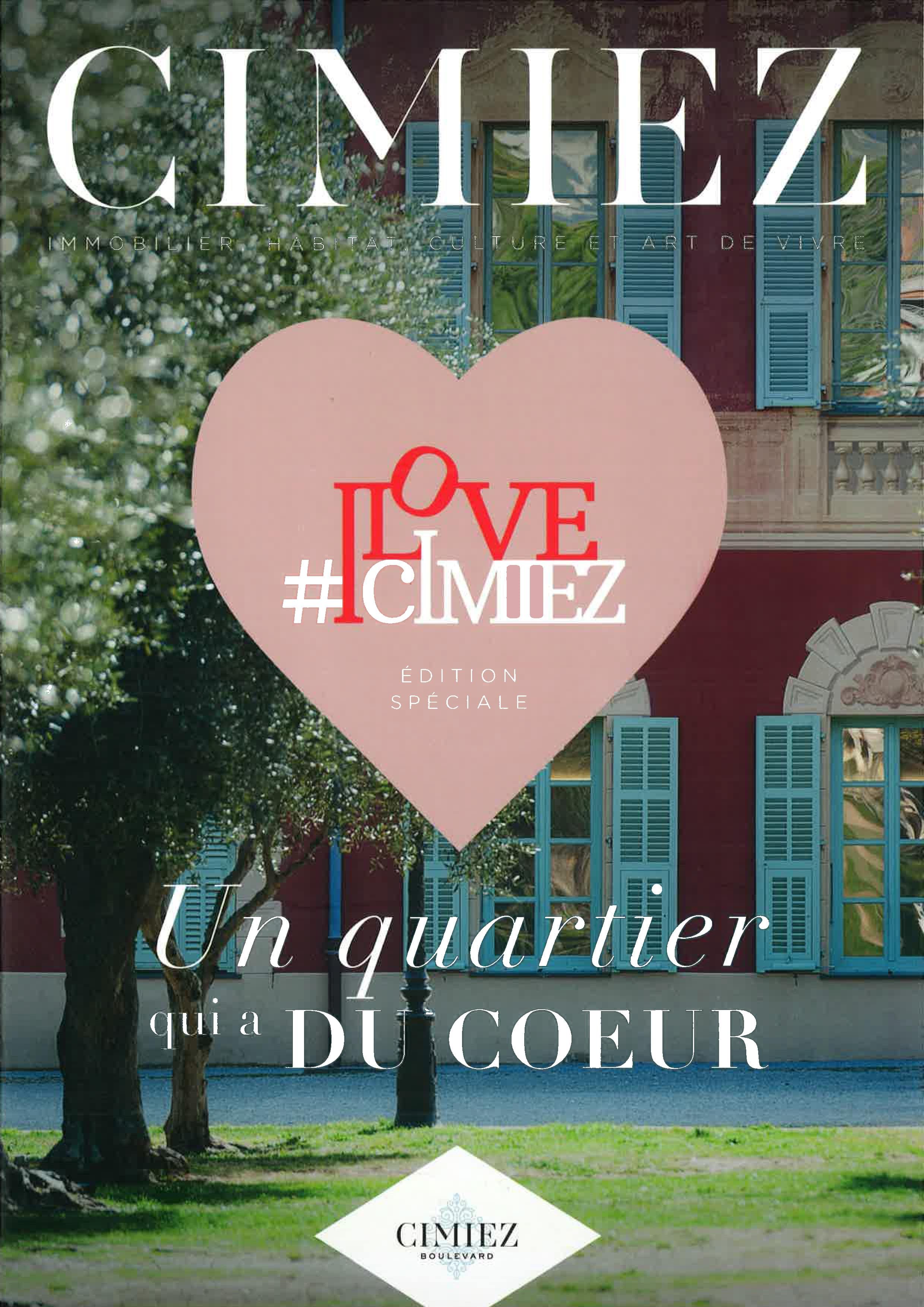 Magazine Cimiez Immobilier