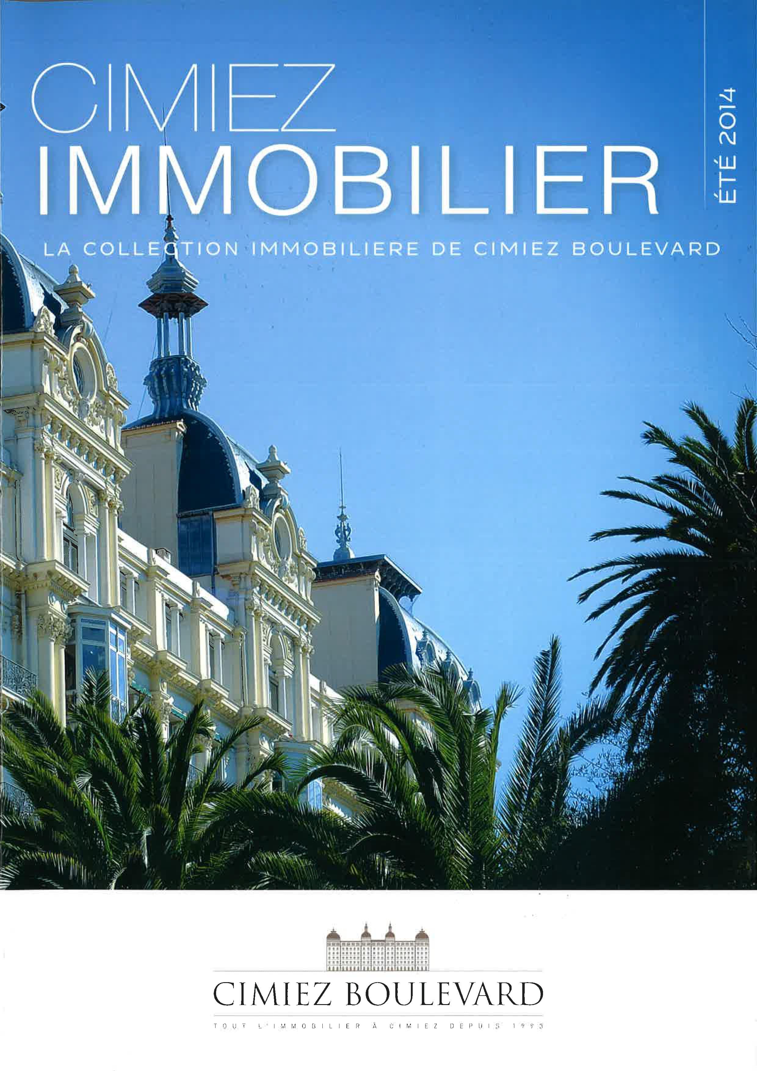 Tout l'immobilier à Cimiez Nice