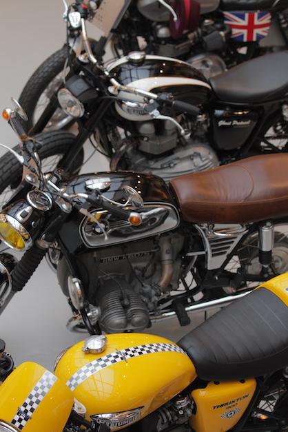 craquez sur les motos