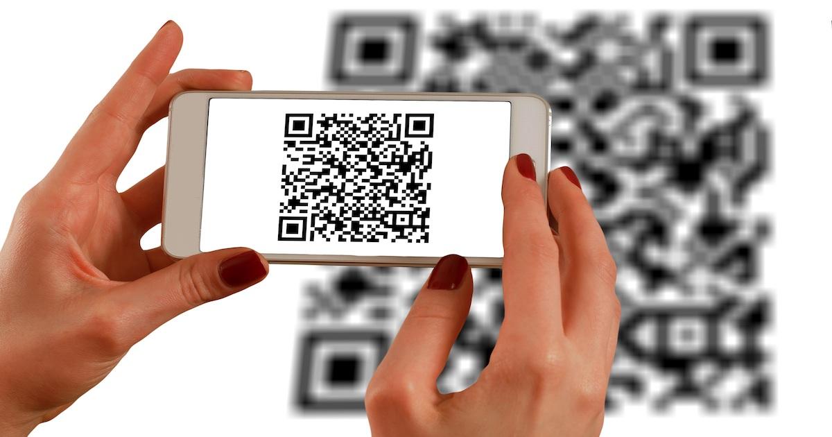 QR codes ca be used in digital marketing