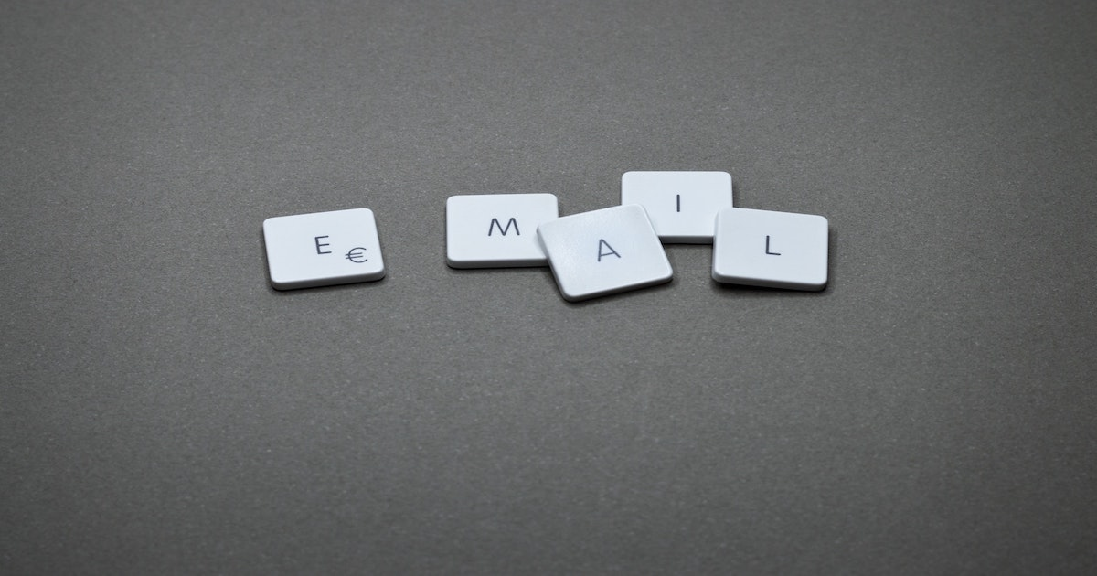Email Marketing is a type of Digital Marketing