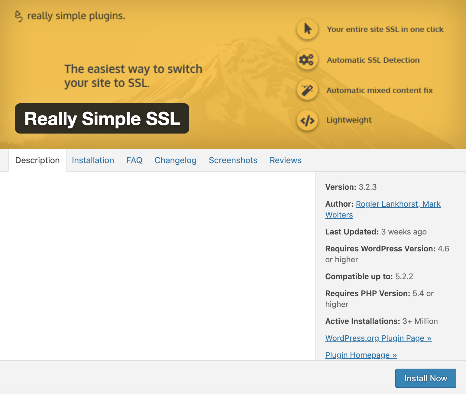 SSL is a ranking factor Google look for in SEO or Search Engine Optimisation