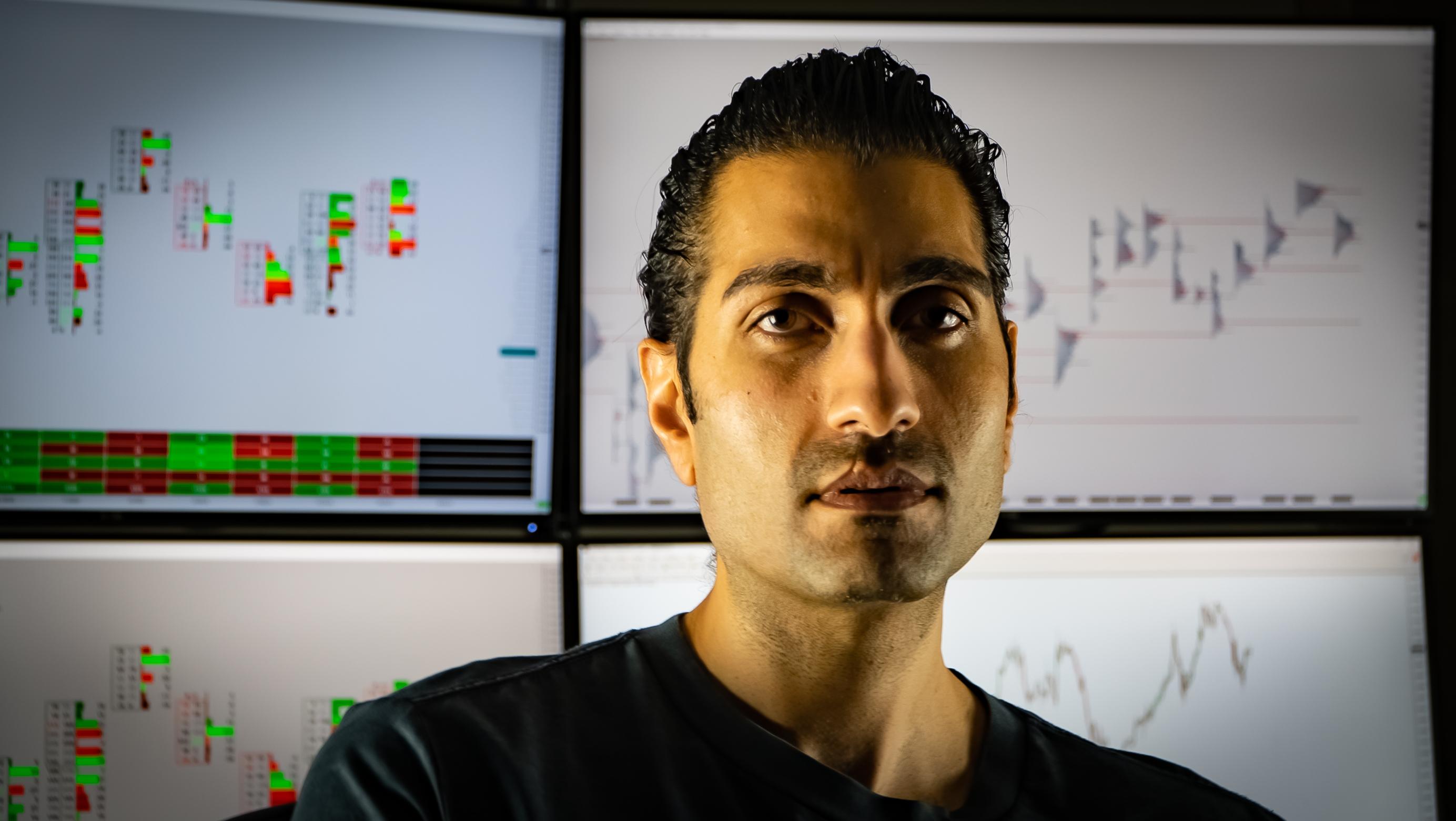 Portrait of Neerav Vadera