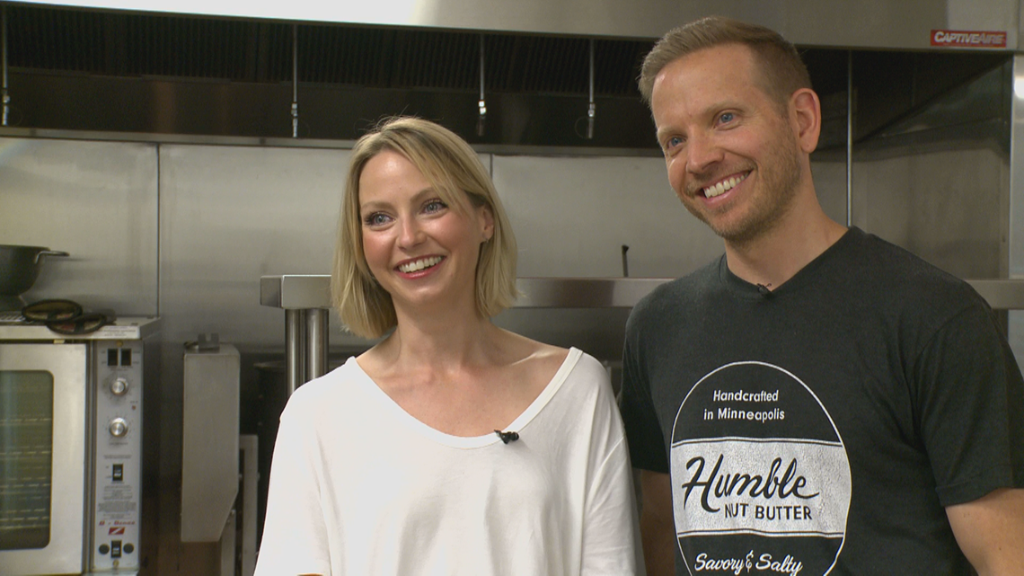 Minneapolis-based 'Humble Nut Butter' serves up savory spreads | kare11.com