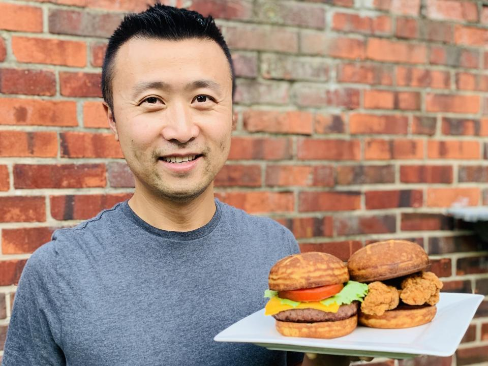 Chi, Walt's Original Waffle Buns - United States | Kiva