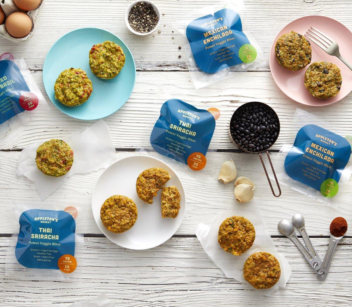 Meet a Maker: Christina Appleton of Appleton's Market Power Veggie Bites