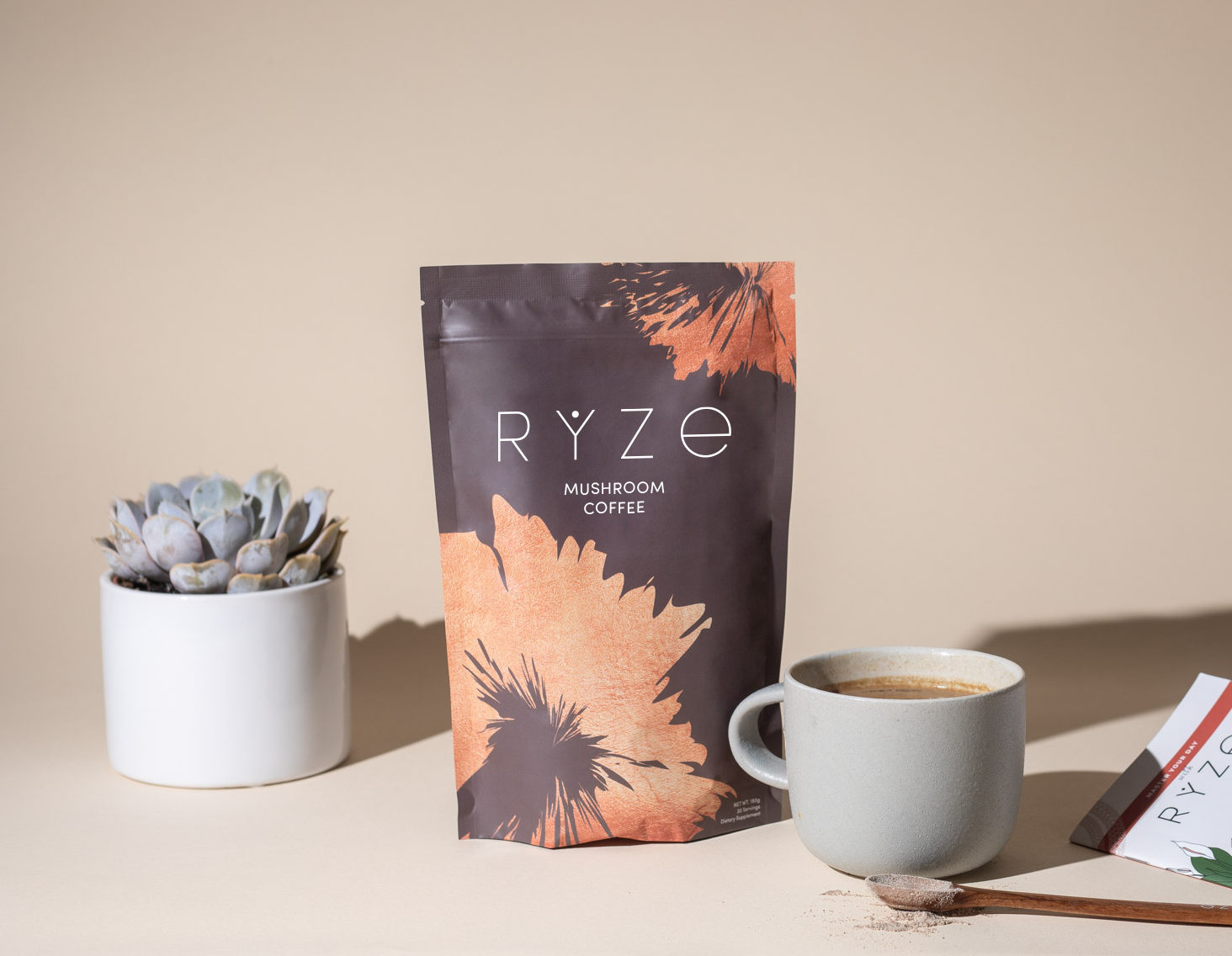 Meet a Maker: Andree Werner of RYZE Superfoods