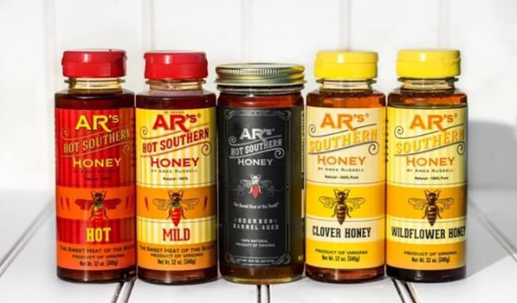 Meet a Maker: Ames Russell, AR's Hot Southern Honey