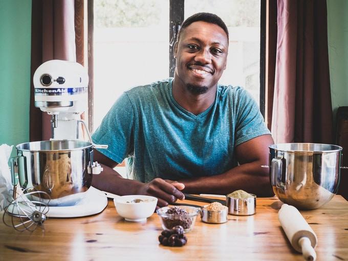 Meet a Maker: Jabari Martin of GRIT Superfoods