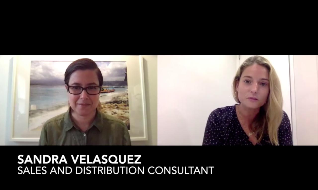 Ask an Expert: Sandra Velasquez, Sales and Distribution Consultant