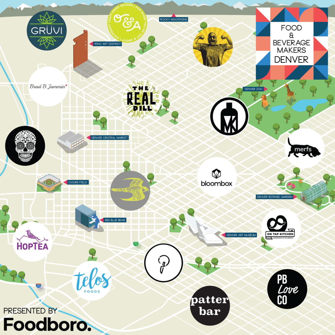 16 Must-Watch Food and Beverage Companies in Denver