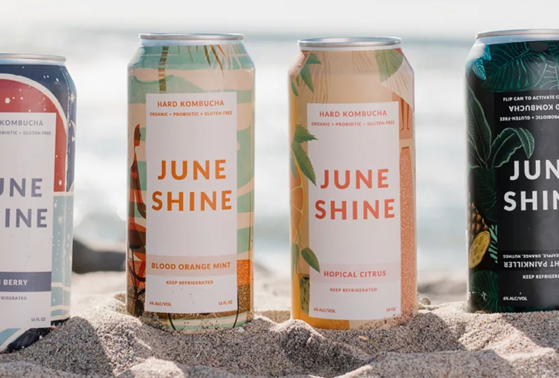 10+ Hard Seltzers, Cocktails and Kombuchas to Sip This Summer