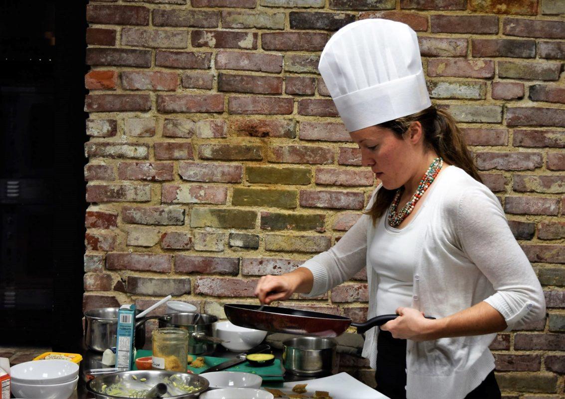 Meet a Maker: Maddie Purcell, Fyood Kitchen